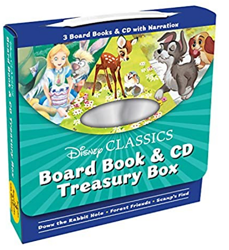 Disney Classics Board Book and CD