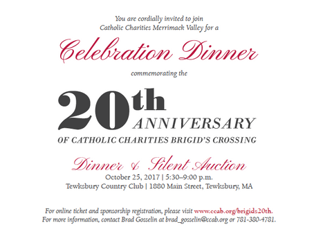 Supporting Brigid's Crossing