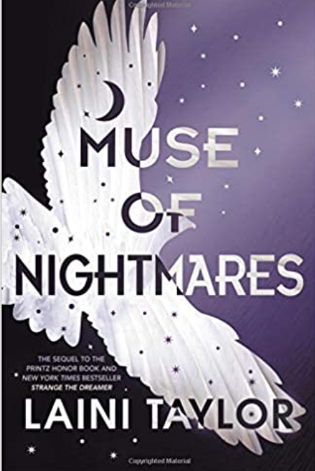Muse of Nightmares: Strange the Dreamer Book 2