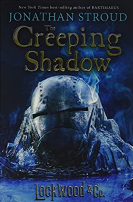 The Creeping Shadow, Lockwood & Co Book 4