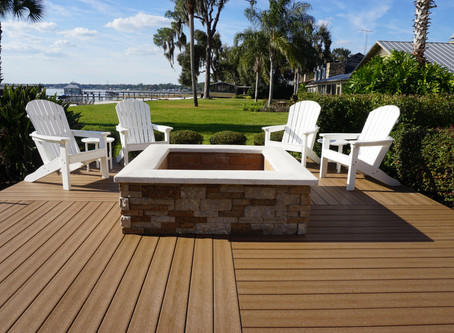The Benefits of Plastic Decking