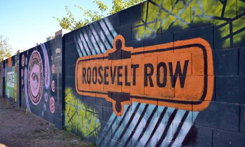 Roosevelt Row Rated In The Top 10 Best Places To Live In Arizona