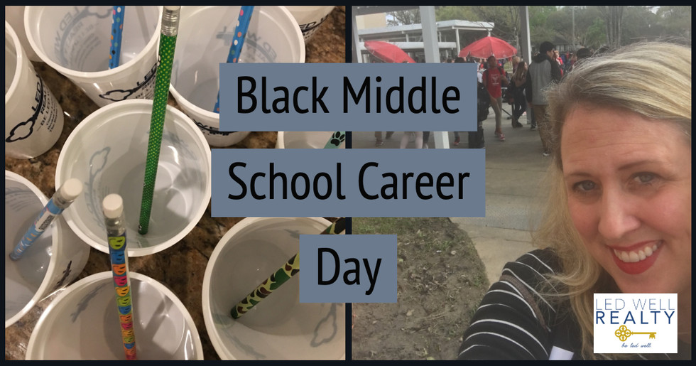Black Middle School Career Day