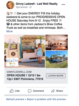 2307 Poinciana Open House with Jackson's Brew Coffee Truck