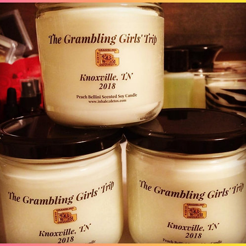 Personalized Soy Candles