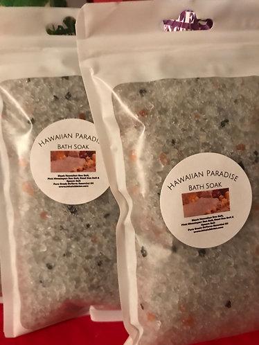 Hawaiian Paradise Bath Soak- Single Use