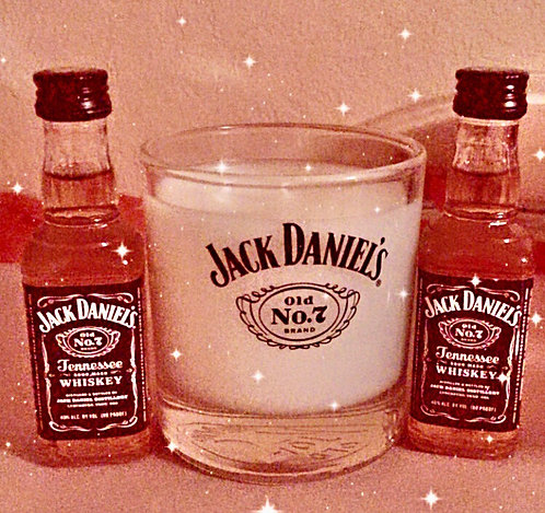 Jack Daniels Handmade Whiskey Scented Candle