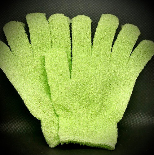 Exfoliating Body Gloves- Pair