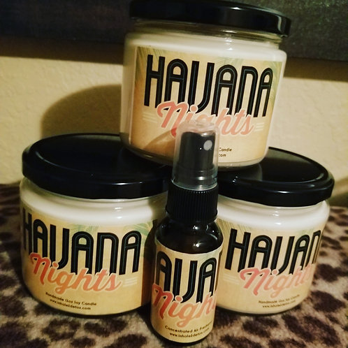 Havana Nights Air Freshener