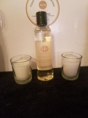 I2D Massage Oil
