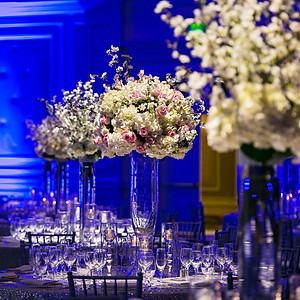 Centerpieces & Sweetheart Tables