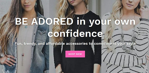 Be Adored Jewelry
