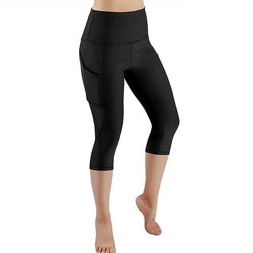 Yoga Athletic Pants With Phone Pocket