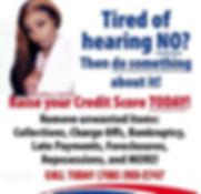 Repair Your Credit Now!