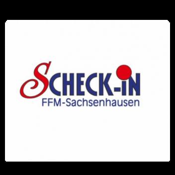 Scheck In Sachsenhausen