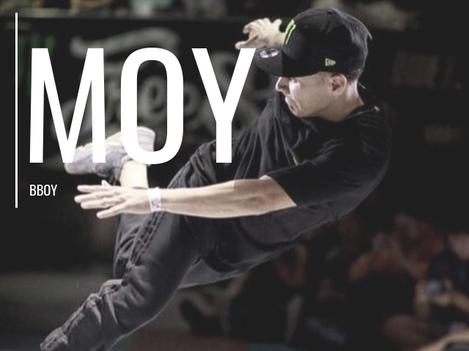 Bboy Moy