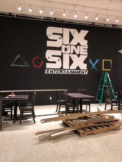 six one six logo