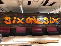 six one six