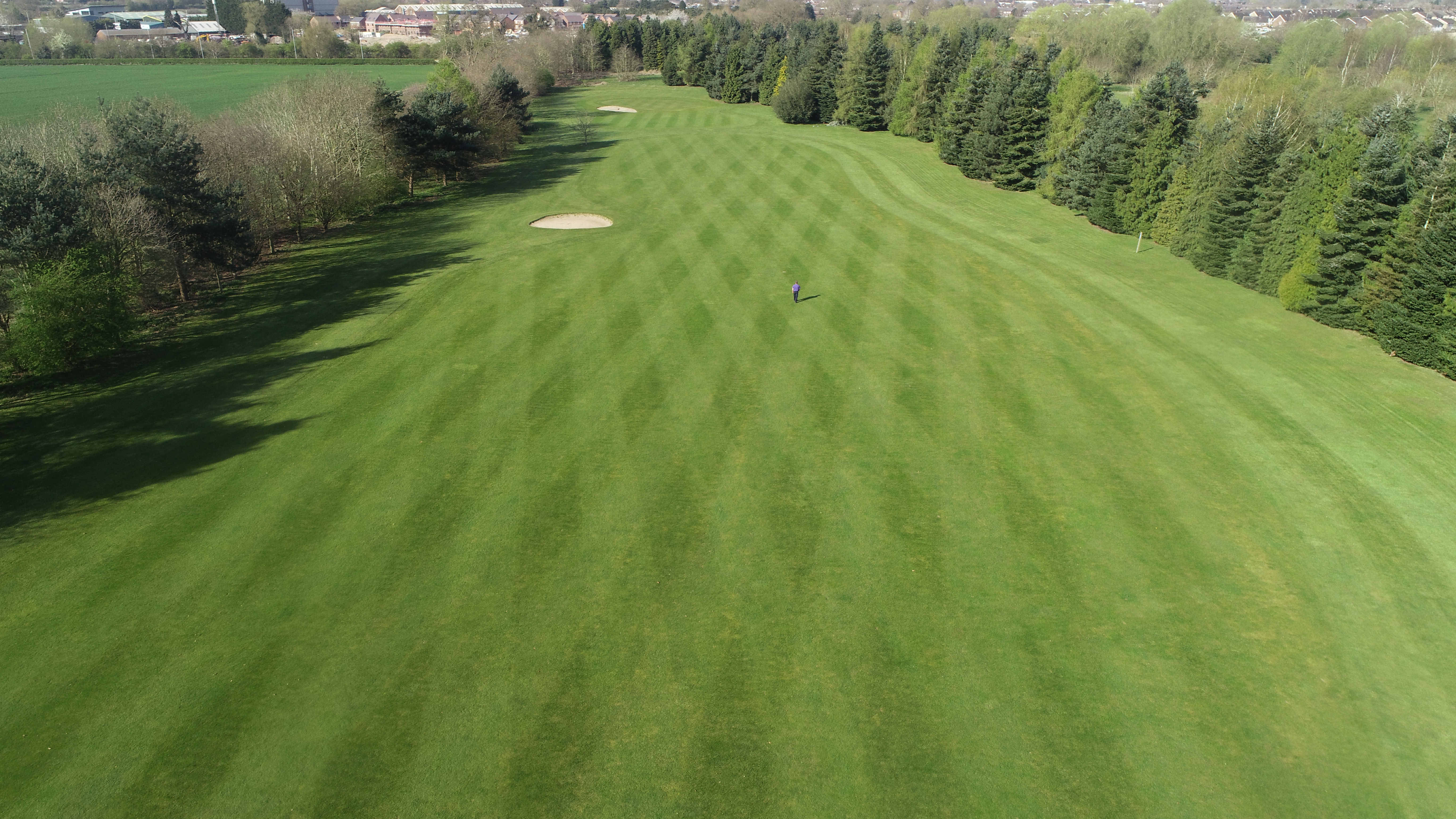 Aqualate Golf Course