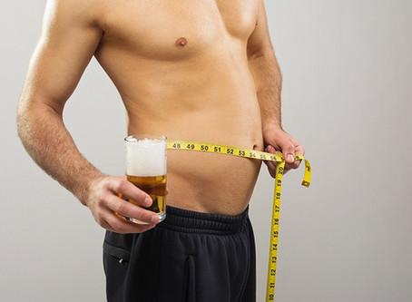 É possivel perder barriga sem deixar de beber cerveja?