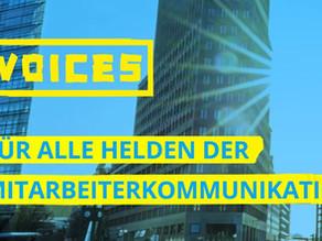 23./24. April VOICES 2020 - Konferenz für interne Kommunikation