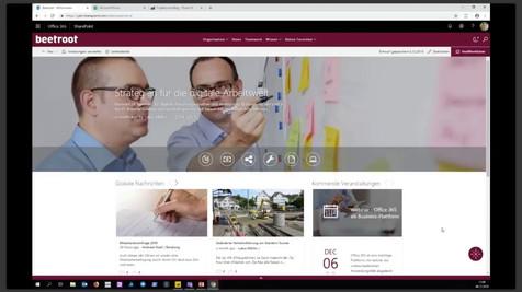 Webinar Office 365 als Business Plattform