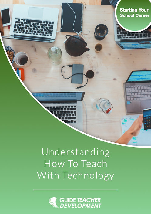 Understanding how to teach with technology