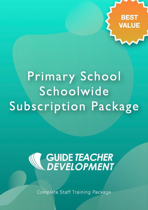 Primary School Schoolwide Subscription