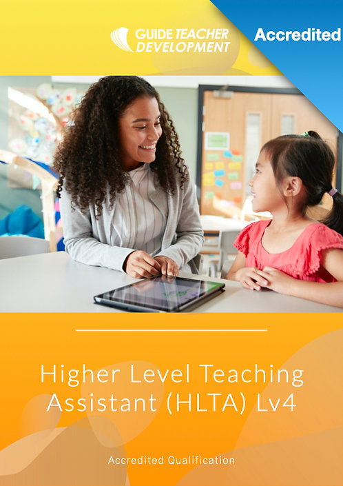 Higher Level Teaching Assistant Lv4