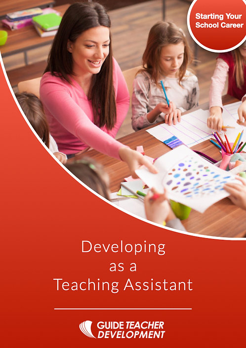 Developing as a Teaching Assistant