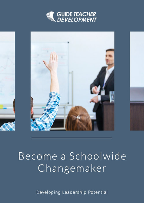 Become a schoolwide changemaker