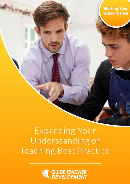 Expanding your understanding of Teaching Best Practice