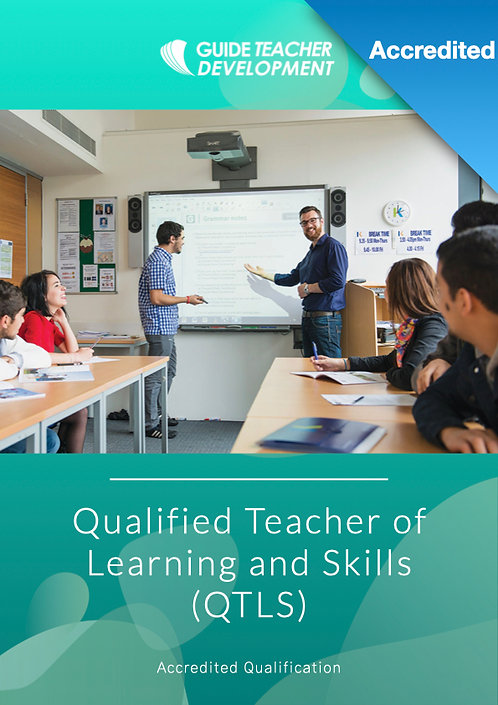 Qualified Teacher of Learning and Skills (QTLS)