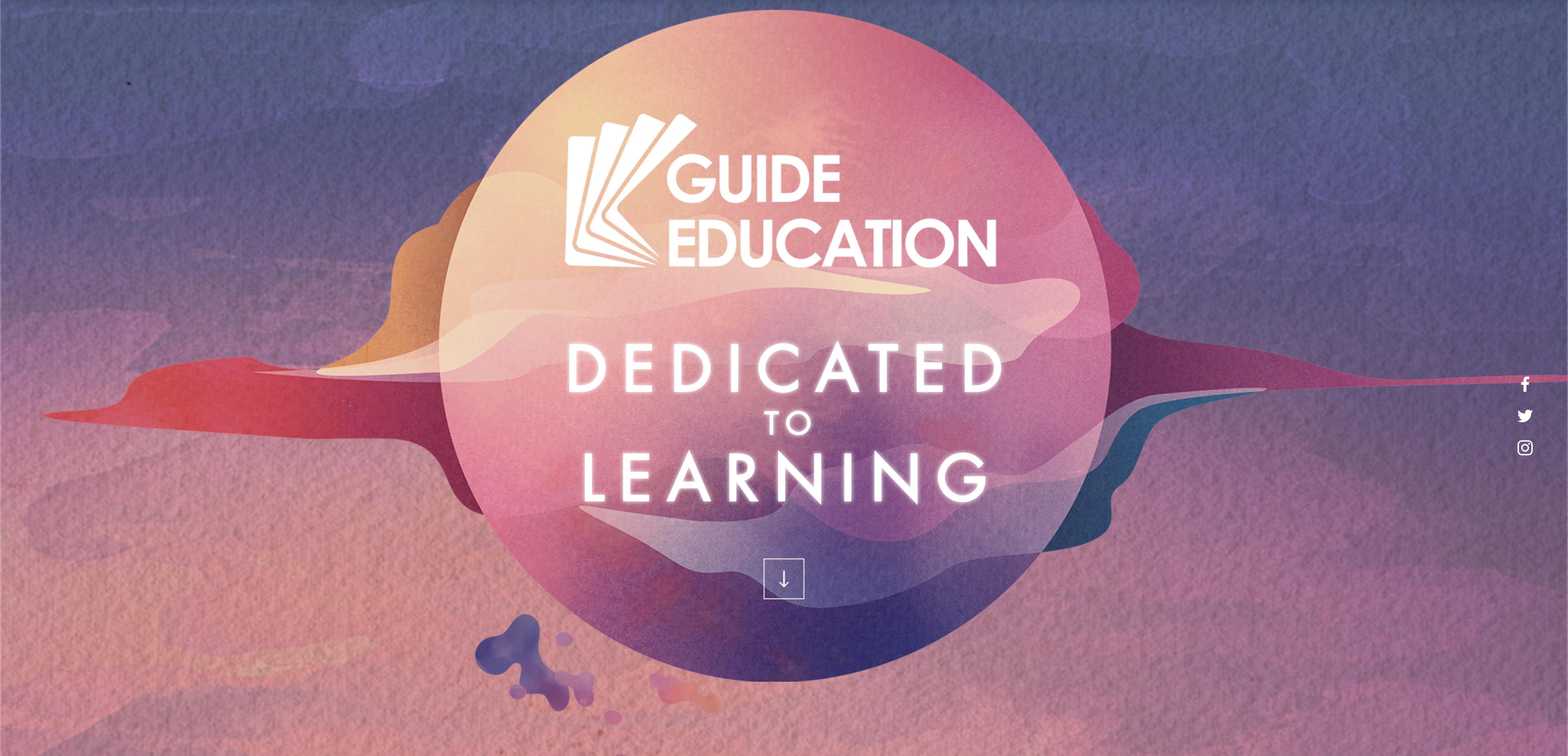 Guide Education | Online Learning & Teacher Development