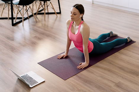 caucasian-woman-practicing-yoga-home_158