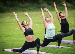 ФАМ-Йога.  Чем отличается женская практика йоги от мужской?