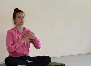 """Виды медитации и практика мудр. Отрывок из семинара по йоге и цигуну """"Весеннее Обновление"""""""
