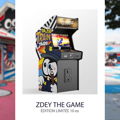 Zdey The Game, Time Zdey, borne arcade neuve