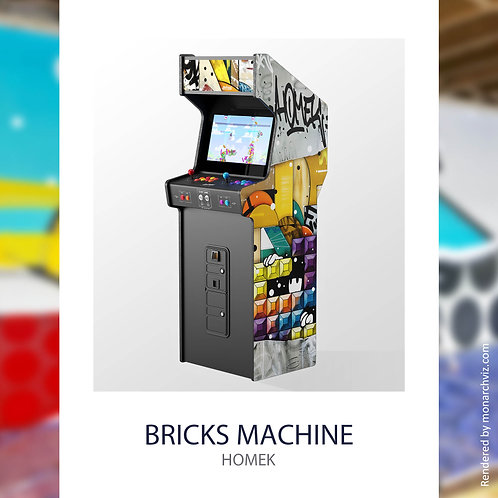 BRICKS MACHINE