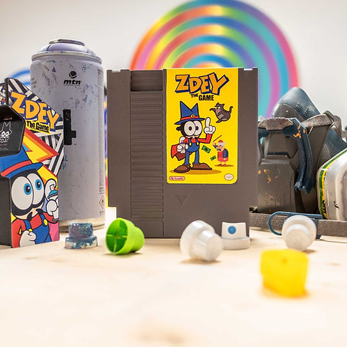 Zdey The Game Collector Pack (NES)