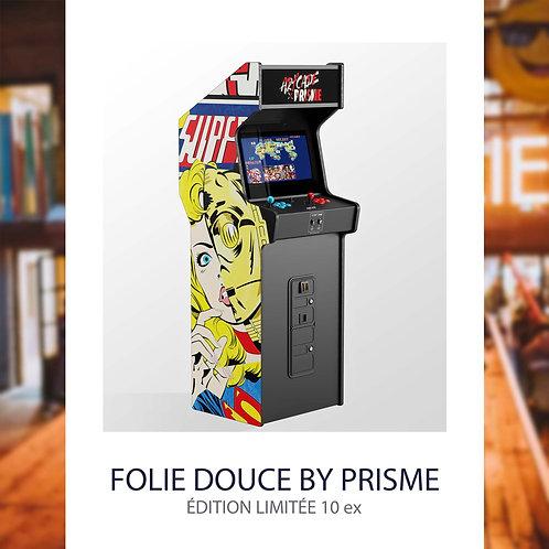 Prisme, achat borne arcade Folie Douce