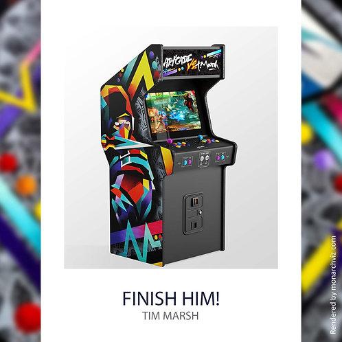 Tim Marsh, borne arcade neuve, Mortal Kombat