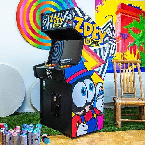 achat borne arcade Zdey The Game, Tim Zdey, NES