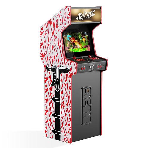 Achat location borne arcade oré Artcade