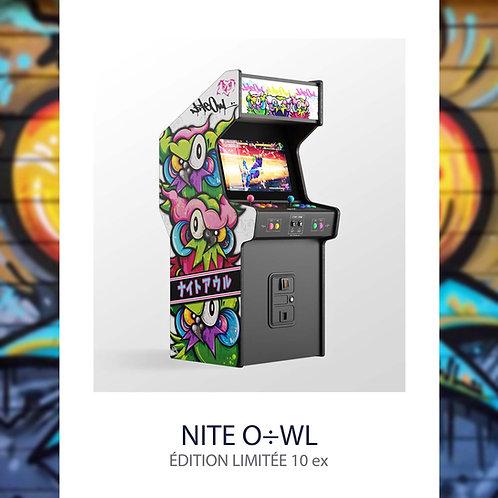 Naito, Nite Owl, achat borne arcade