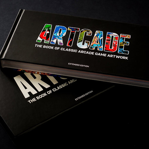 ART'CADE THE BOOK