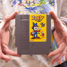 Zdey The Game (NES)