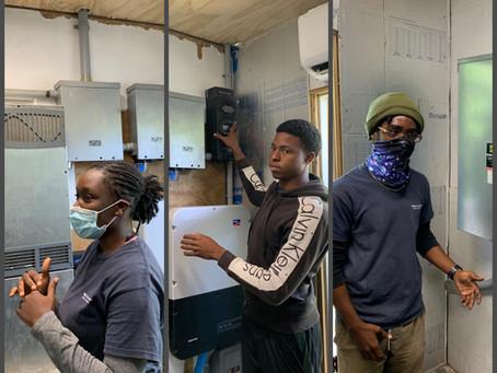 Reflecting on Solar Apprenticeships