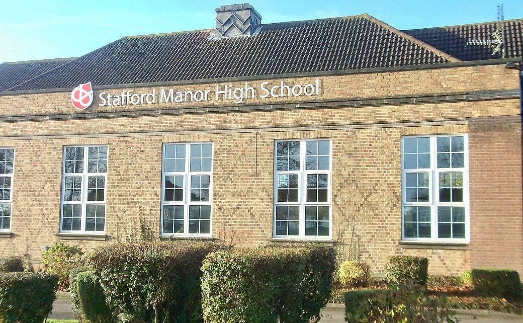 Stafford Manor High School