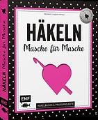 """Buchcover """"Häkeln Masche für Masche"""""""